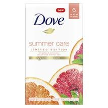 Bar Soap: Dove Beauty Bar Summer Care