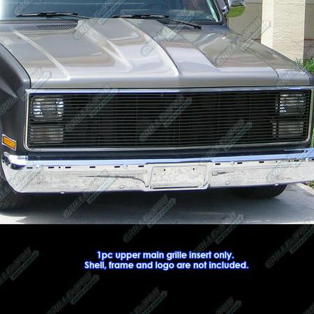 81-87 Chevy GMC Pickup/Suburban/Blazer/Jimmy Phantom Black Billet Grille Grill