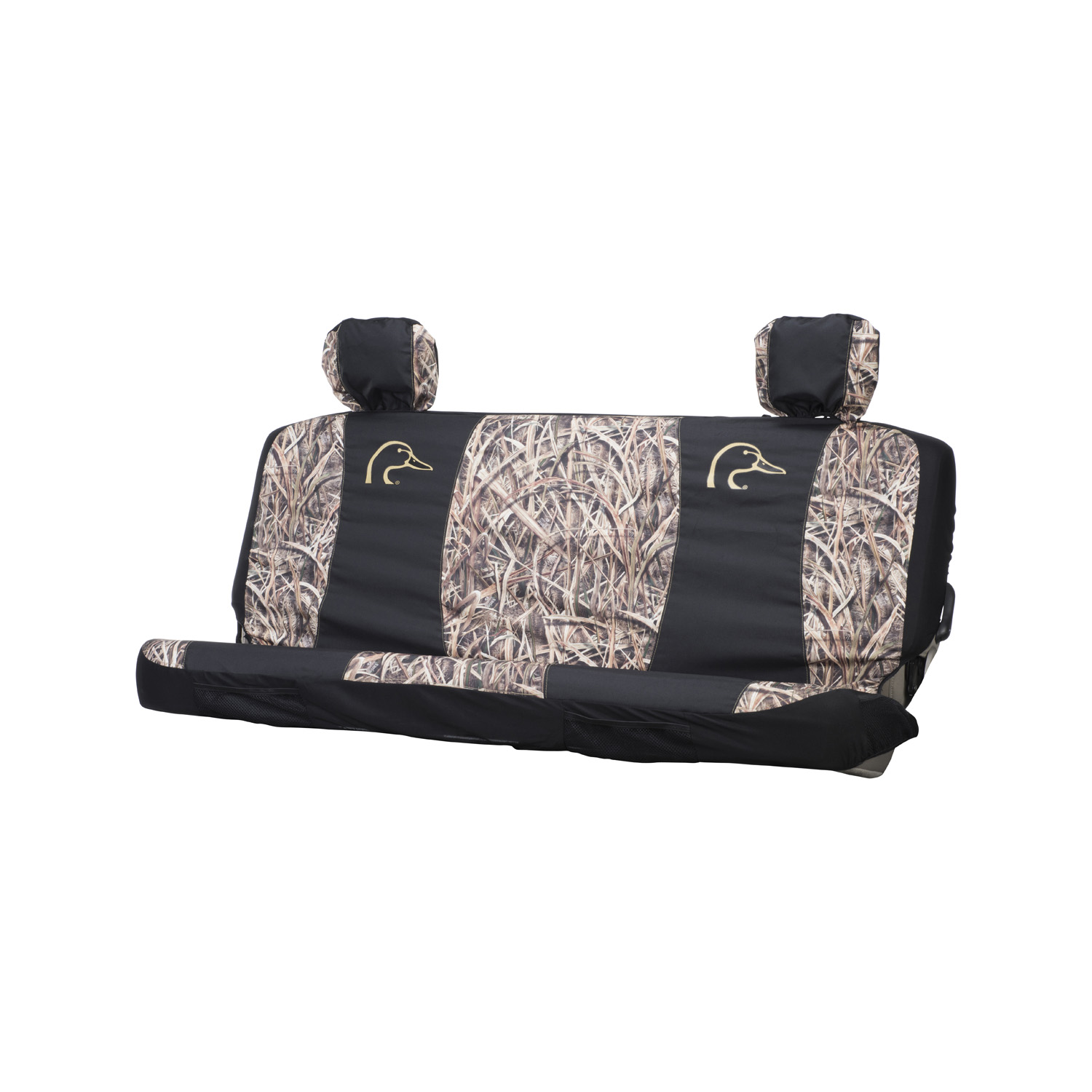 Ducks Unlimited Full Size Bench Seat Cover, Shadow Grass Blades Camo ...
