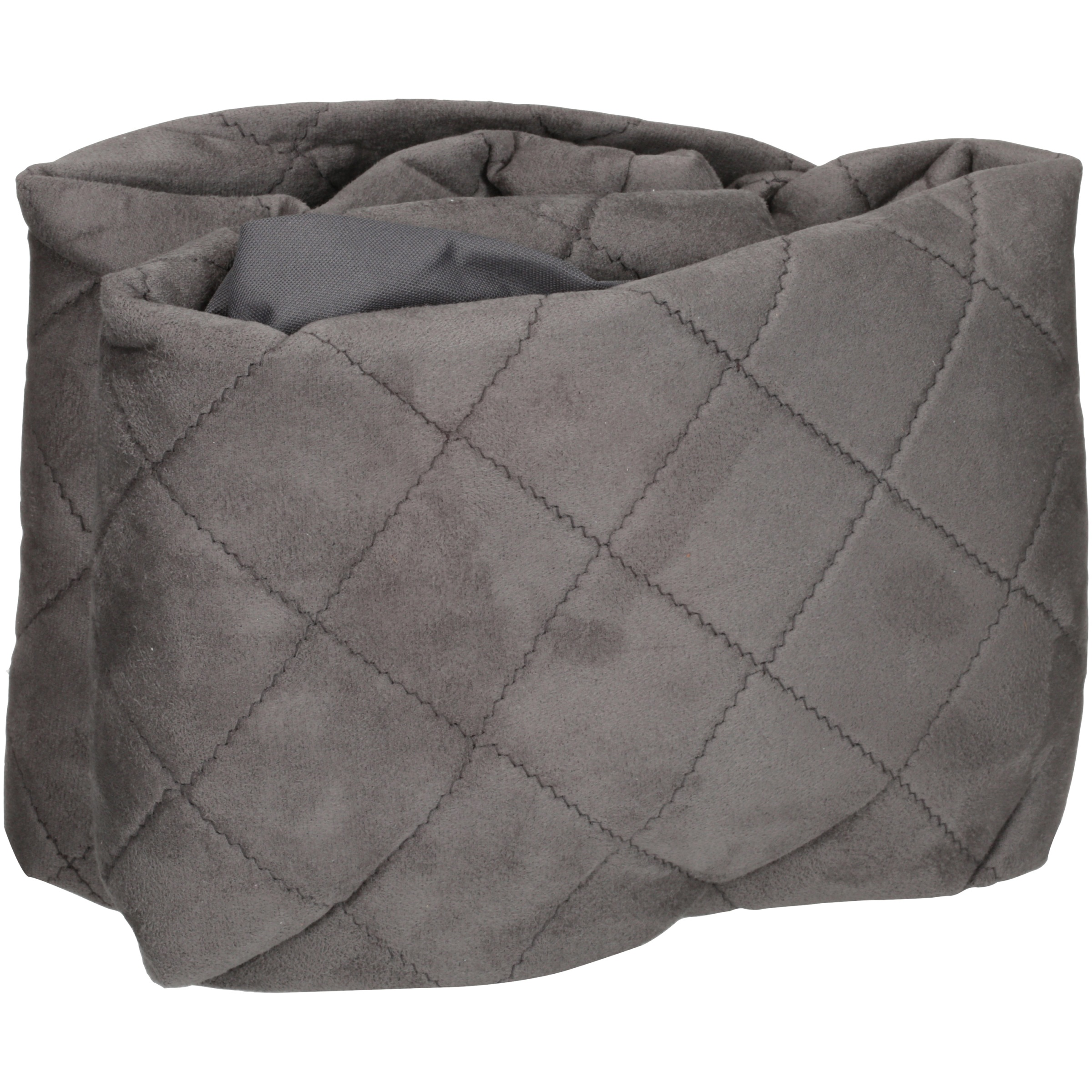 Bell® Quilted Suede Gray Seat Cover Box