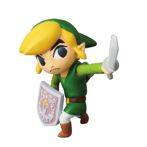 The Legend of Zelda UDF Series 1 Link Figure