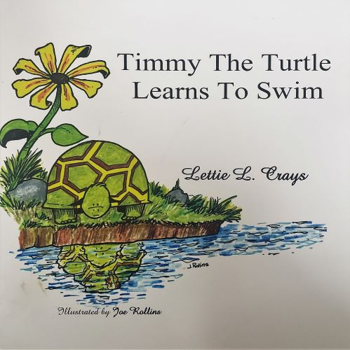 Timmy the Turtle Print