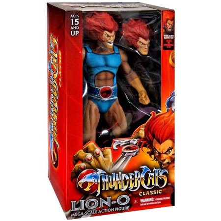 Thundercats Mega Scale Lion-O Action Figure