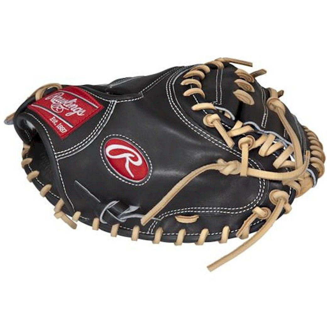 Rawlings Pro Preferred Baseball Catchers Mitt, 33.00in, Right Hand Throw 33.00in by Rawlings