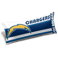 NFL Los Angeles Chargers Body Pillow, 1 Each