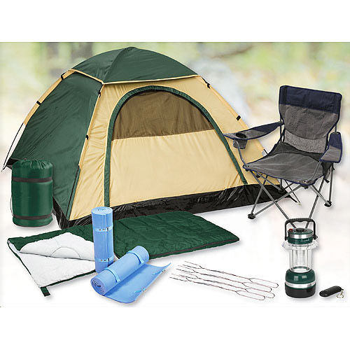 "Stansport 2-Person Camp Set, 5'6""X6'6"""