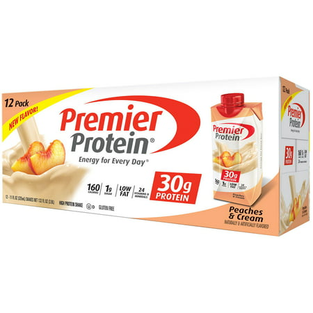 Premier Protein Hormone Free Shakes 11 fl. oz., 18-pack (Free Shades)