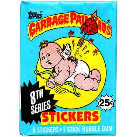 Garbage Pail Kids Series 8 Trading Card Sticker Pack