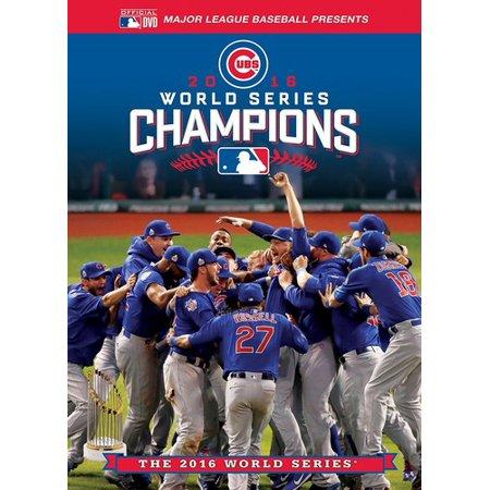 MLB: 2016 World Series (DVD)