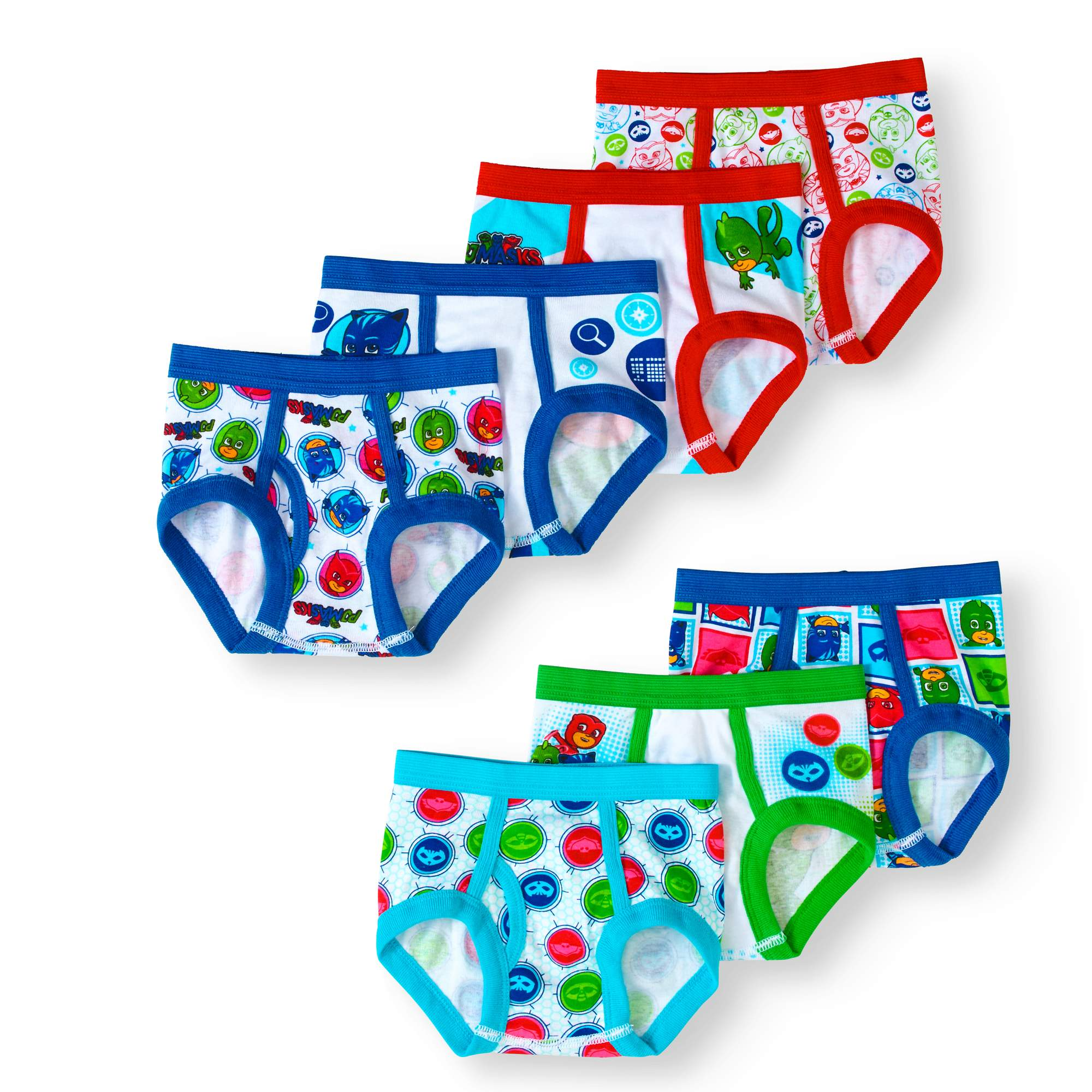 Toddler Boy Underwear, 7-pack