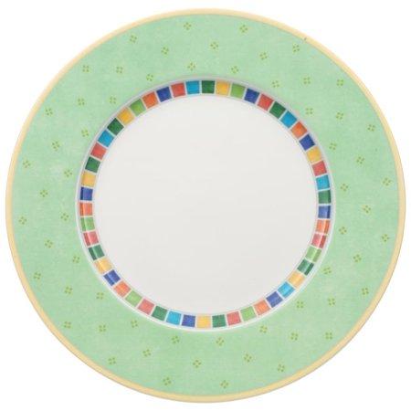 Villeroy & Boch Twist Alea Limone 13-1/4-Inch Oval Platter