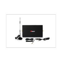 Hiboost C27G-5S Signal Booster Kit, Easy Vehicle 4G Cell Phone