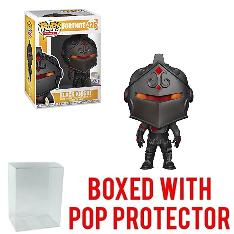 Funko POP - Fortnite - Black Knight - with Protector