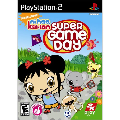 Super Game Day Ni Hao Kai-lan--nla (Taketwo Interactive)