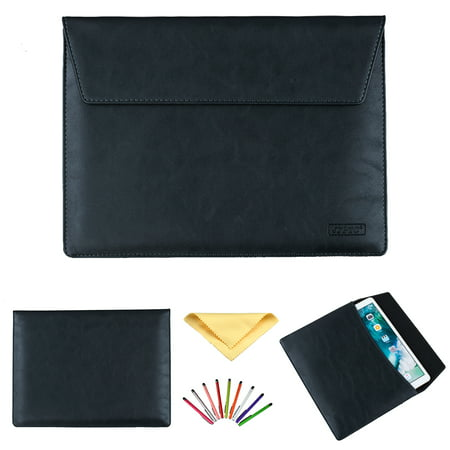 Universal 9.6 inch 9.7 inch 10.1 inch Tablet Sleeve Bag Pouch Case Soft PU Leather Folio Case for iPad 9.7 2018 2017 Amazon Kindle Fire HD 10 Galaxy Tab E 9.6 Tab A 9.7 Tab A 10.1 ETC,