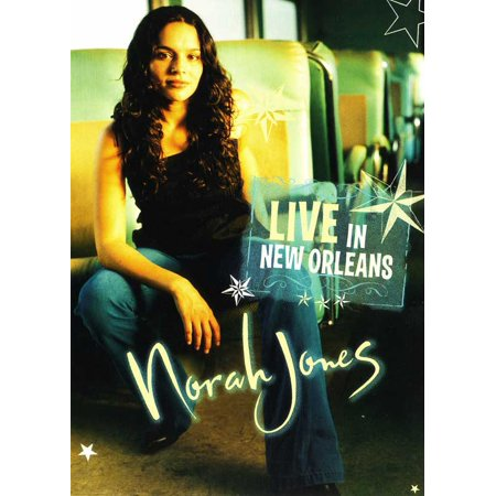 Norah Jones: Live in New Orleans (2003) 27x40 Movie Poster
