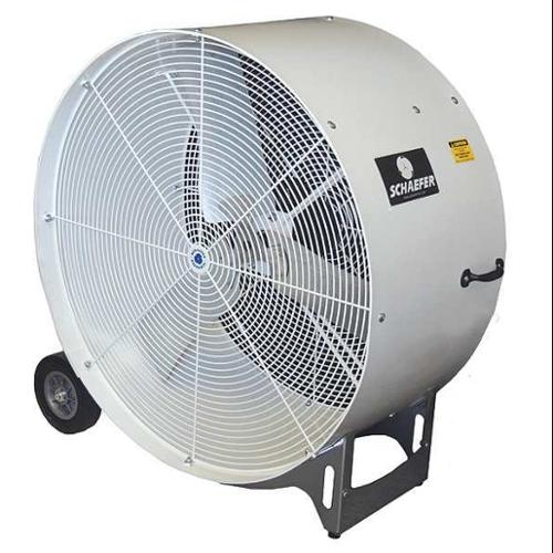 "Schaefer 36"" Mobile Air Circulator/11,000 cfm, GVKM36-O"