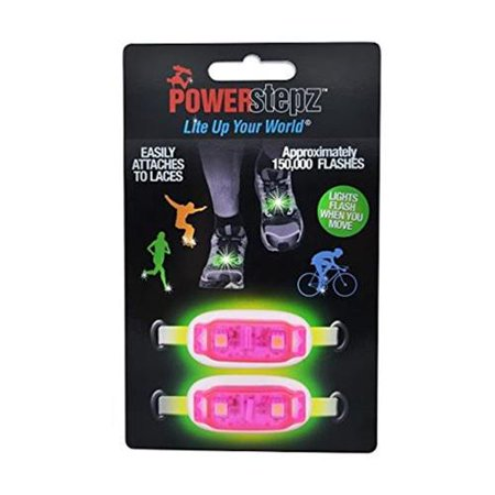 Image of 4id PowerStepz Motion Activated Shoe Lace Light