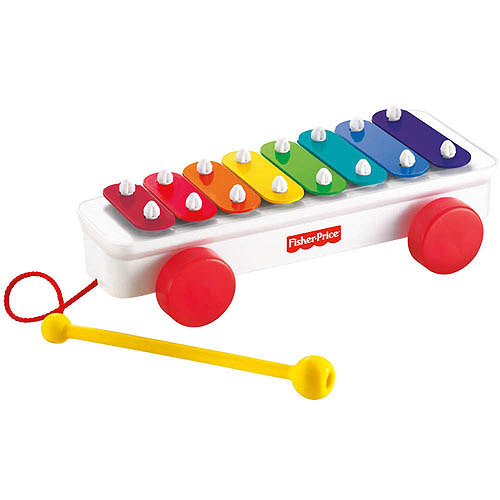 Fisher Price Classic Xylophone by Fisher-Price
