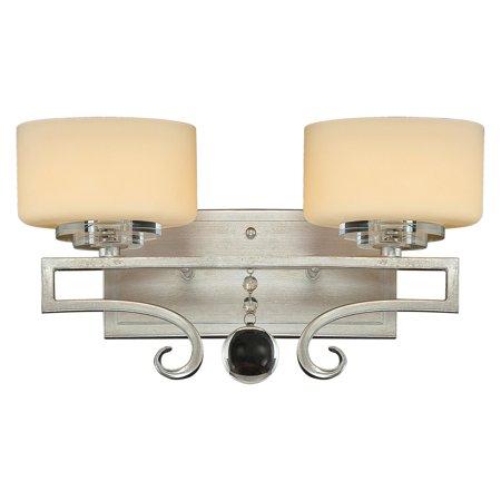 Savoy house rosendal 8 257 2 307 bathroom vanity light for Savoy house bathroom lighting