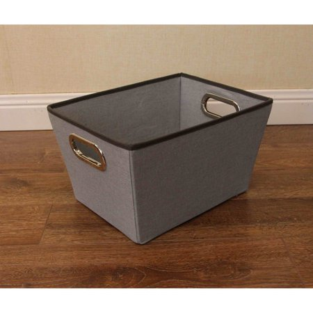 Better Homes And Gardens Tapered Fabric Bin Small