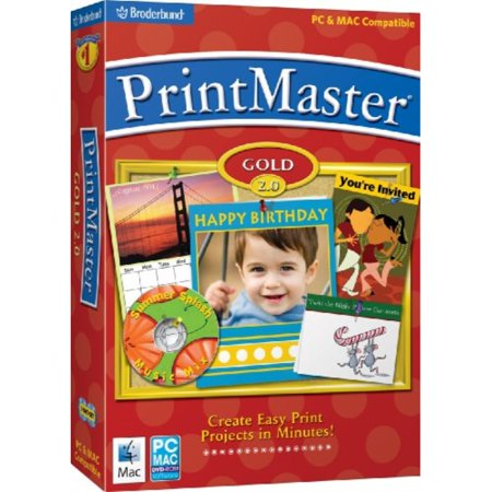 printmaster gold 2.0 - old version (Transfer Data From Old Computer To New Computer)