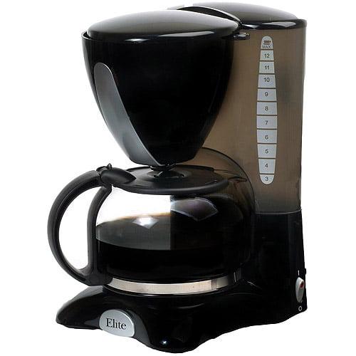 Elite Cuisine 4-Cup Coffeemaker