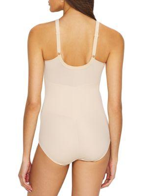 Women/'s Maidenform Firm Control Shaping Bodysuit Shapewear