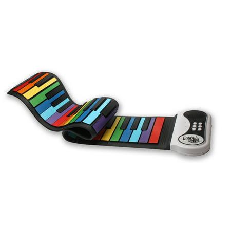 Mukikim Toys - 49-Key Rock And Roll It Rainbow
