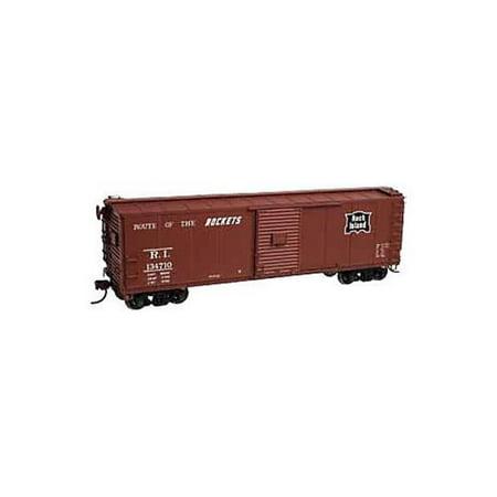 SP Whistle Stop ATM6422-2 HO Scale USRA Steel Rebuilt Box Car RI - No. 134781