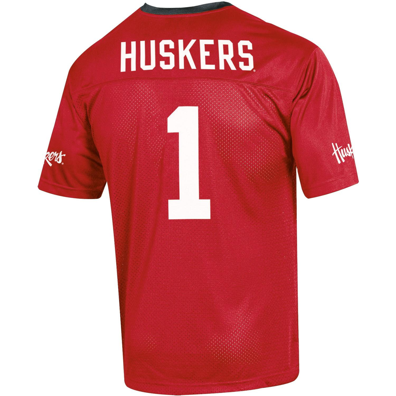youth nebraska football jersey