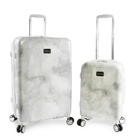 Lilah 2 Piece Set Suitcase With Spinner Wheels