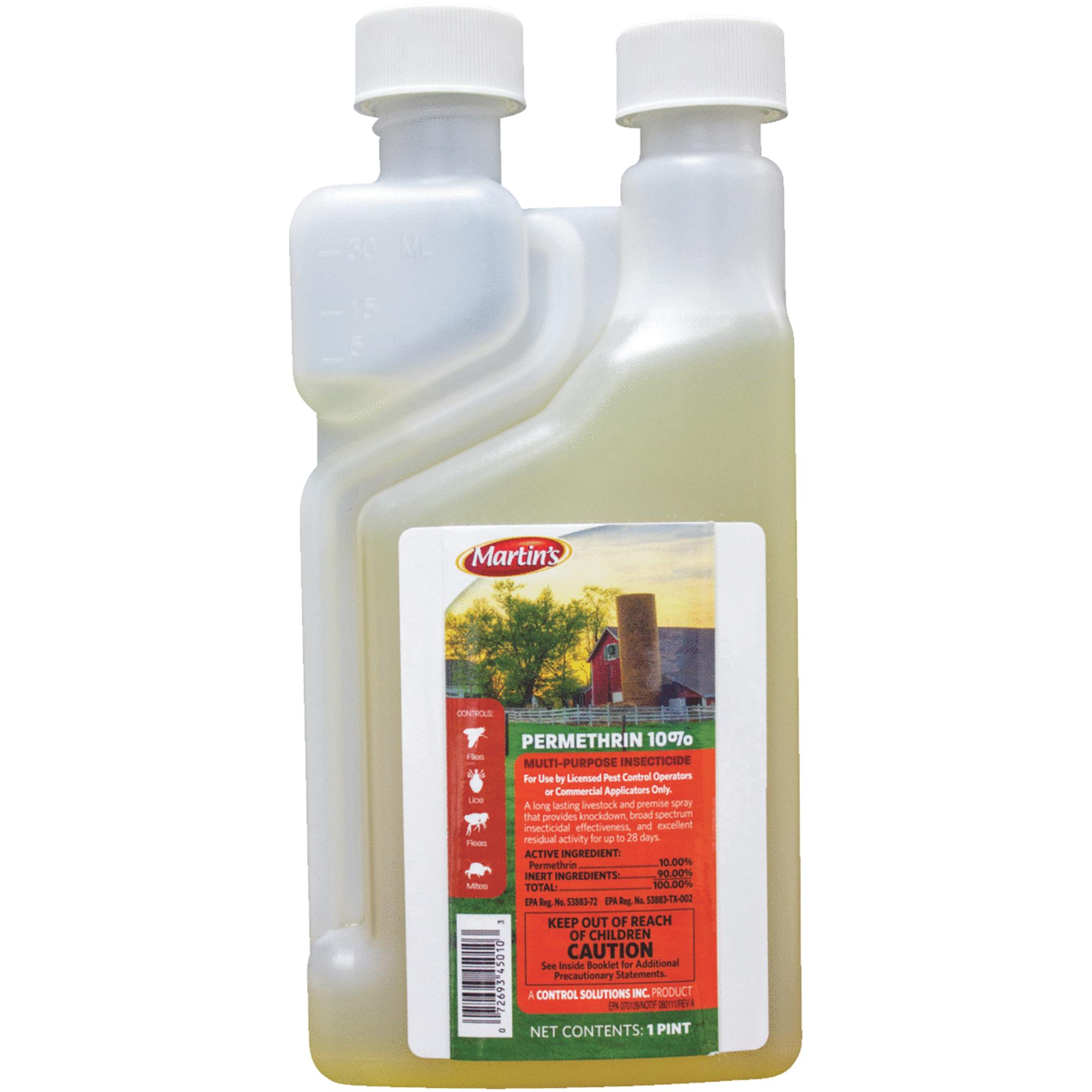 Martin's Permethrin 10% Multi-Purpose Insect Killer