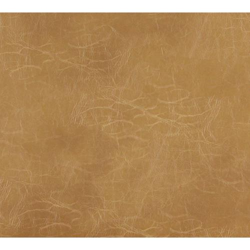 Discounted Designer Fabrics G494 Camel Distressed Leather Upholstery