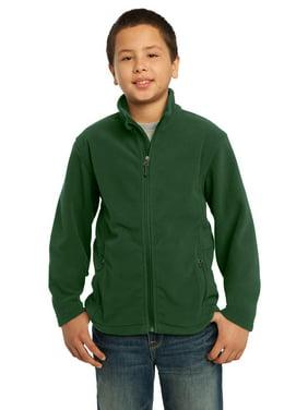 Port Authority Boy's Value Fleece Jacket - Y217