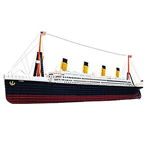 4D Puzzle R.M.S. Titanic Liner