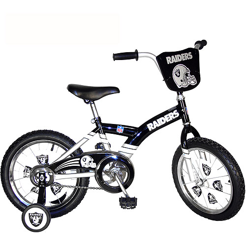 16'' Raiders BMX Bicycle