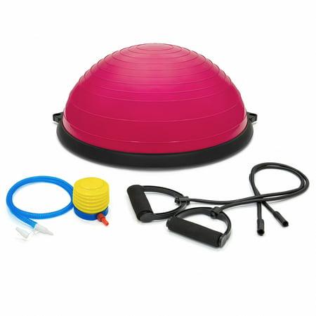 Best Choice Products Yoga Balance Ball - Pink
