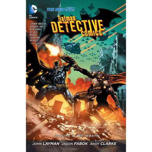 Batman - Detective Comics 4: The Wrath
