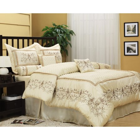 Image of Vivian 7-Piece Comforter Set