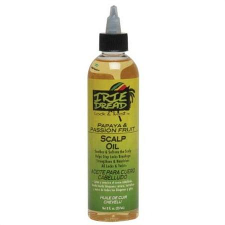 Irie Dread Scalp Oil 8 Oz