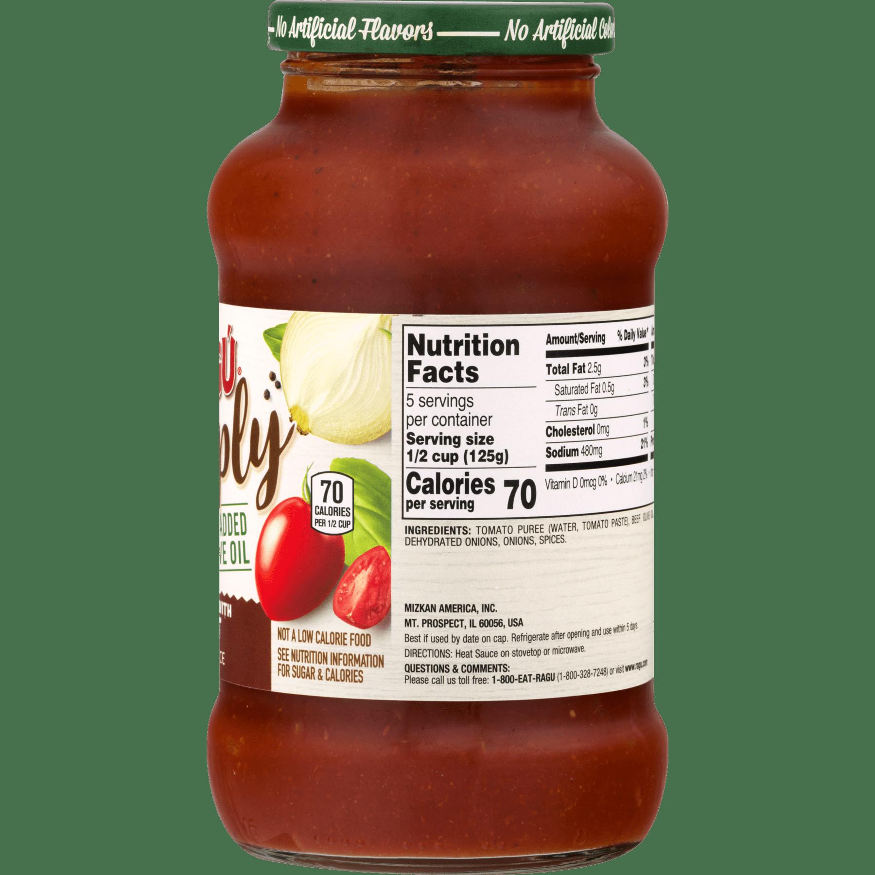 Simply Meat Pasta Sauce, 24 oz