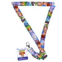 Party Favors Toy Story 4 Lanyard - 6pcs