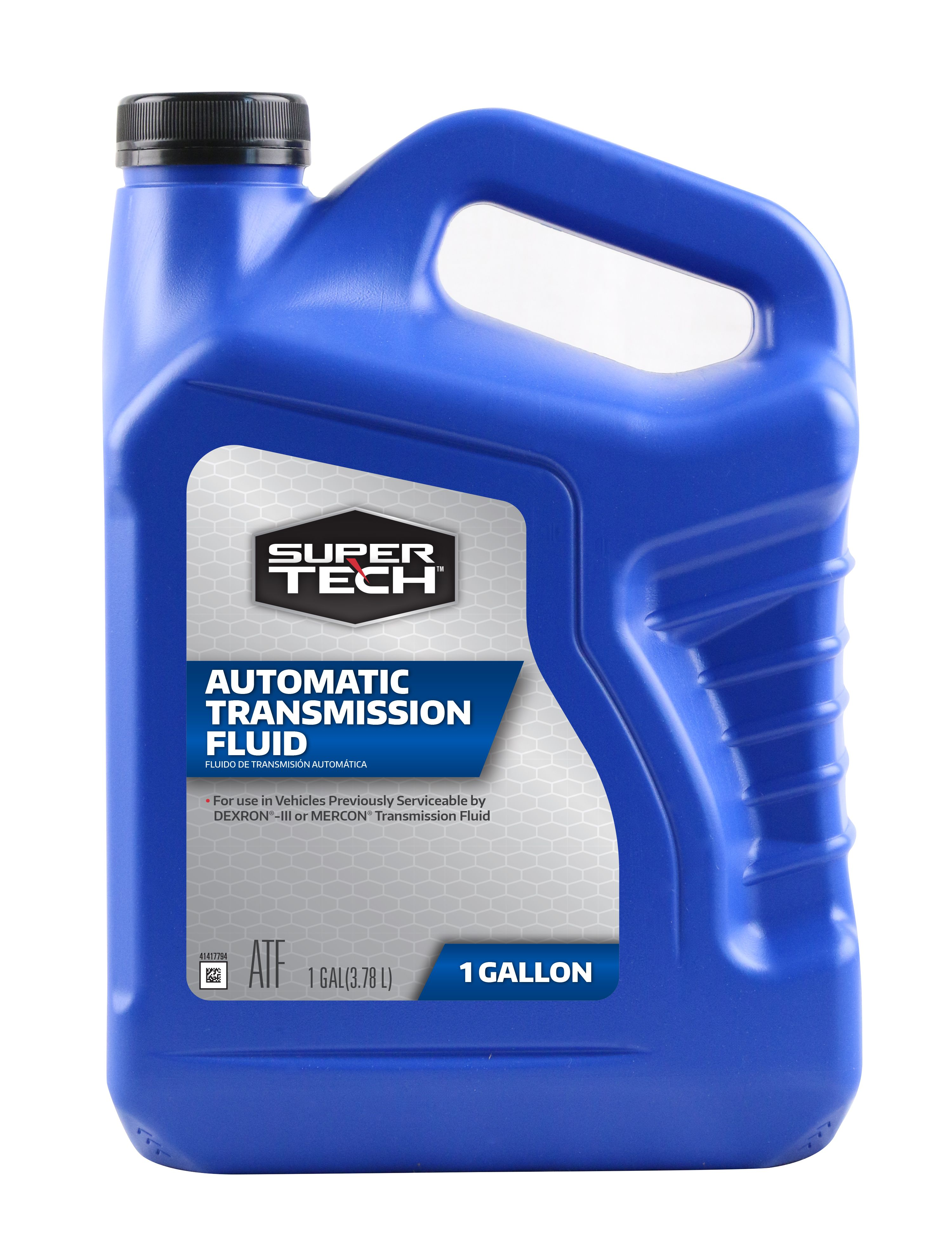 Super Tech Automatic Transmission Fluid, 1 Gallon - Walmart com