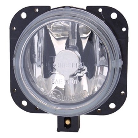Compatible 2003 - 2005 Mercury Grand Marquis Fog Light Lamp Assembly Replacement Housing / Lens / Cover - Left (Driver) Side 3W3Z 15200 AB FO2594102 Replacement For Mercury Grand Marquis