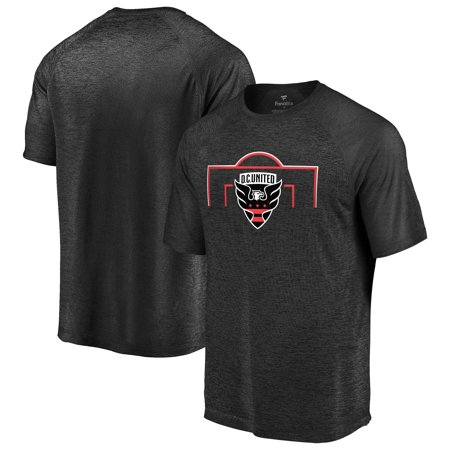 D.C. United Fanatics Branded Iconic Just Getting Started Raglan T-Shirt - (Brands Of Tequila That Start With C)