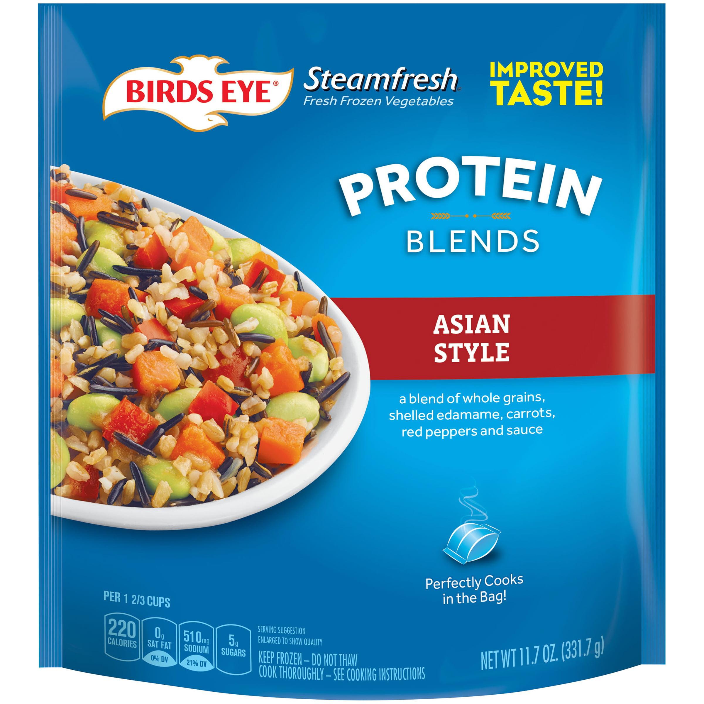 Birds Eye® Steamfresh® Asian Style Protein Blends 11.7 oz. Bag ...