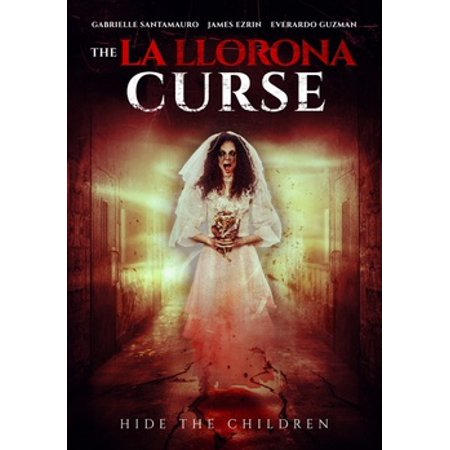 La Llorona Curse (DVD) - Halloween 2 Pirate's Curse