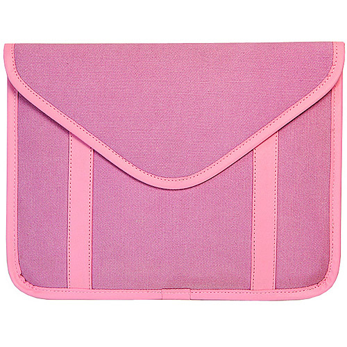 """Inland Envelope Sleeve for 10"""" Tablets, Pink"""
