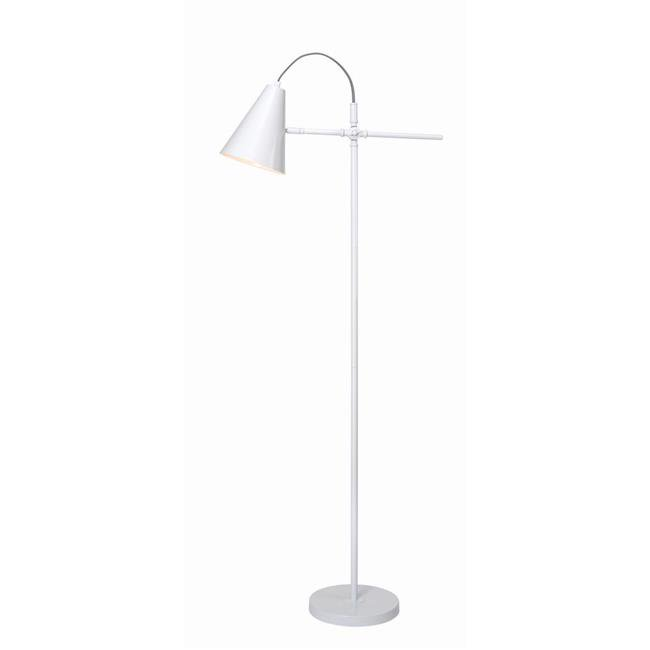 Kenroy Home 33093WH Betsy Floor Lamp, White - image 1 of 1